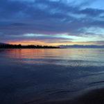 Бархатный сезон на озере Иссык-Куль
