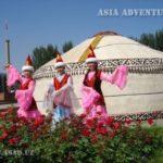 Вертолетный тур Весь Кыргызстан. Страна номадов и небесных гор