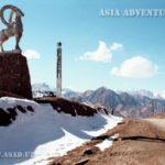 Вертолетный тур Памир - Крыша мира