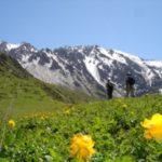 Вертолетный тур Разноликий Кыргызстан