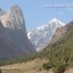 Вертолетный тур Азиатская Патагония